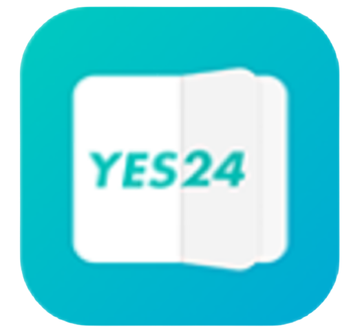 Yes24 mobile QR
